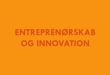 entreprenørskab og innovation